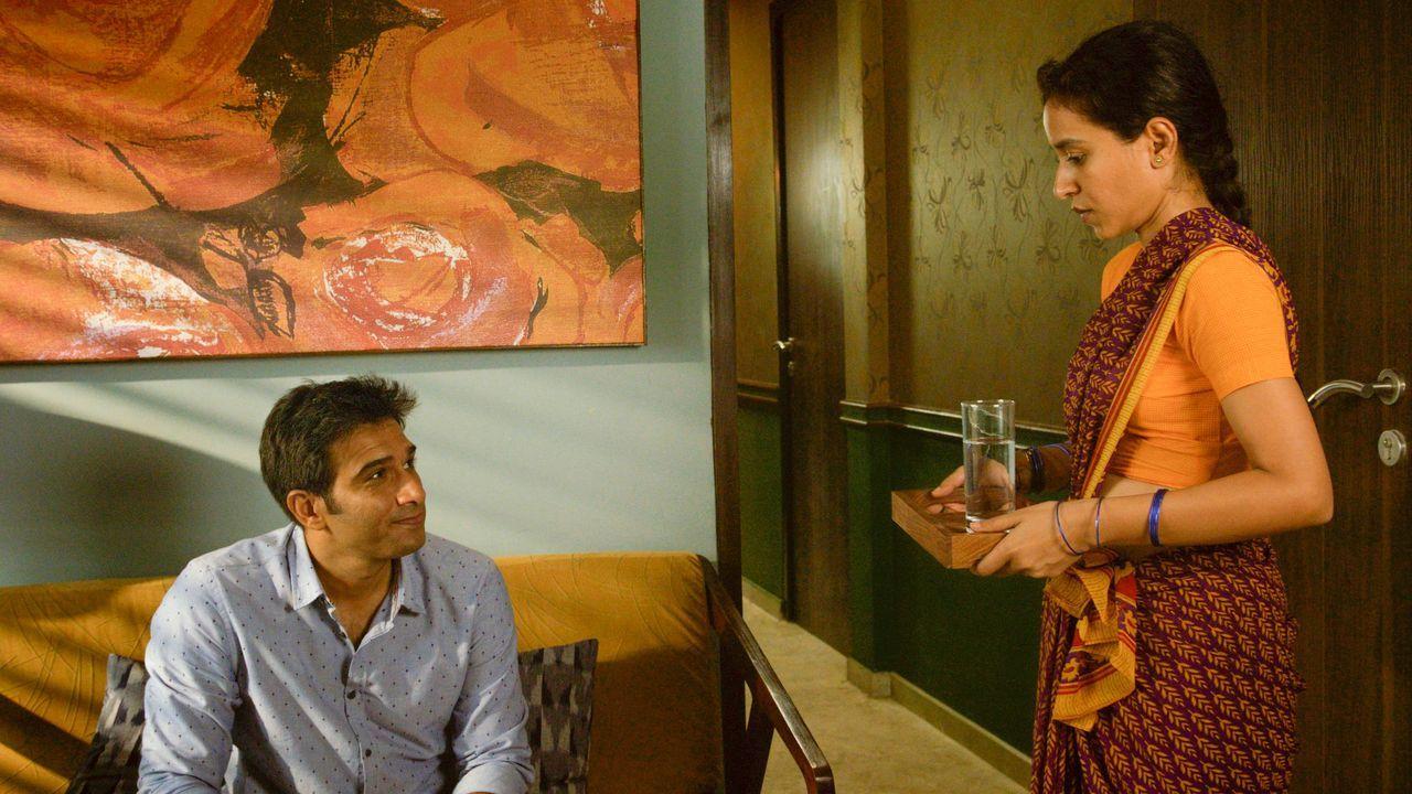 Fotograma del filme «Señor», obra de la cineasta hindú Rohena Gera