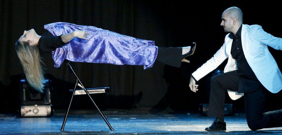 El Mago Vituco ejercerá como maestro de ceremonias de la gala de Cruz Roja Santiago.