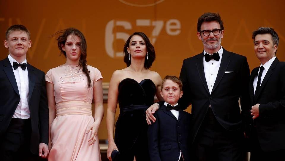 Octava jornada del Festival de Cannes