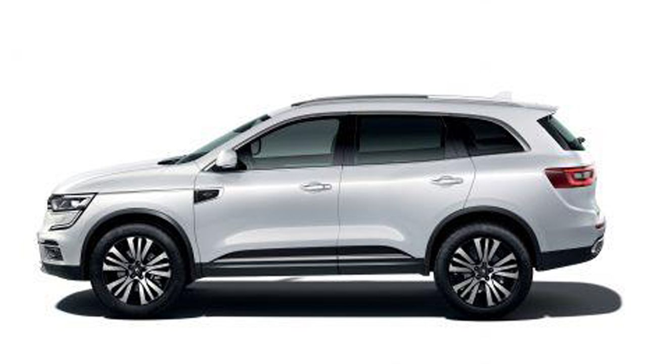 El Renault Koleos