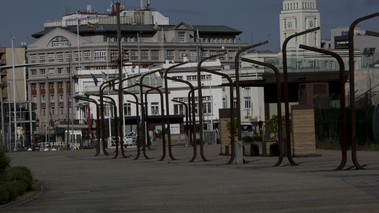 O Parrote (A Coruña).