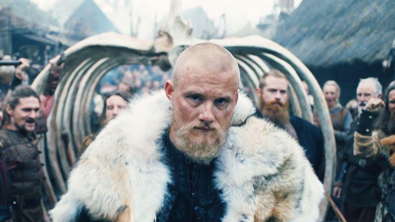 Tráiler de la sexta y última temporada de «Vikingos»