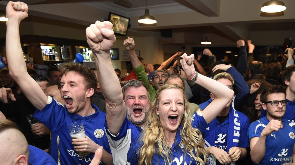 Leicester hace historia
