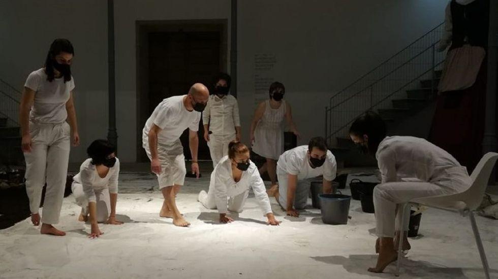 Compañía de teatro universitario de Lugo