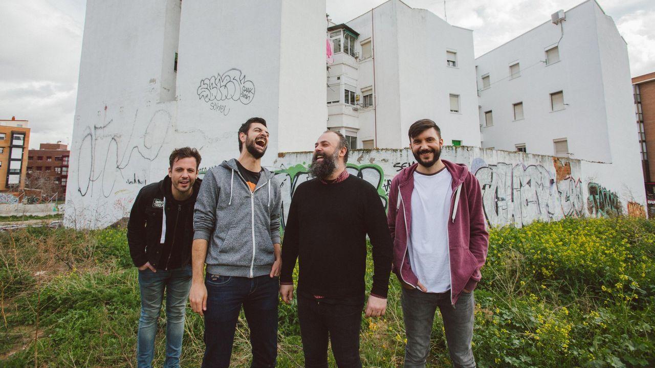 Os Revenidos: «Canción para unha demolición»