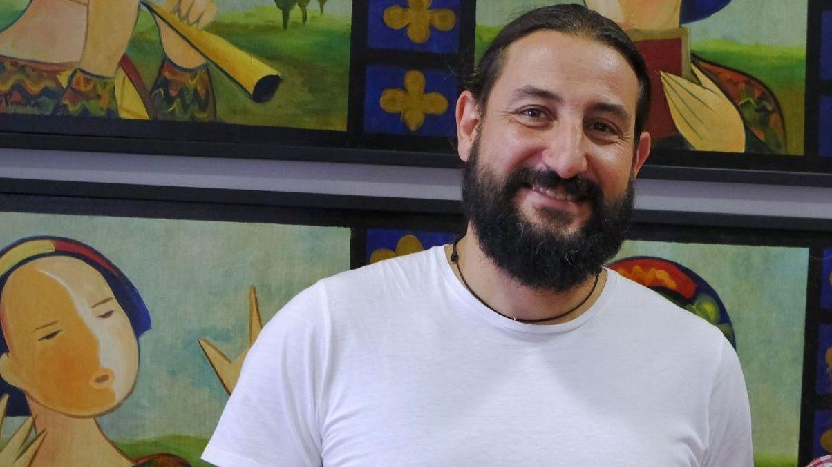 Xaime Iglesias, alcalde de Baños de Molgas