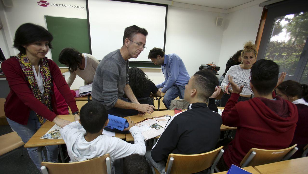La labor humanitaria del «Cantabria»