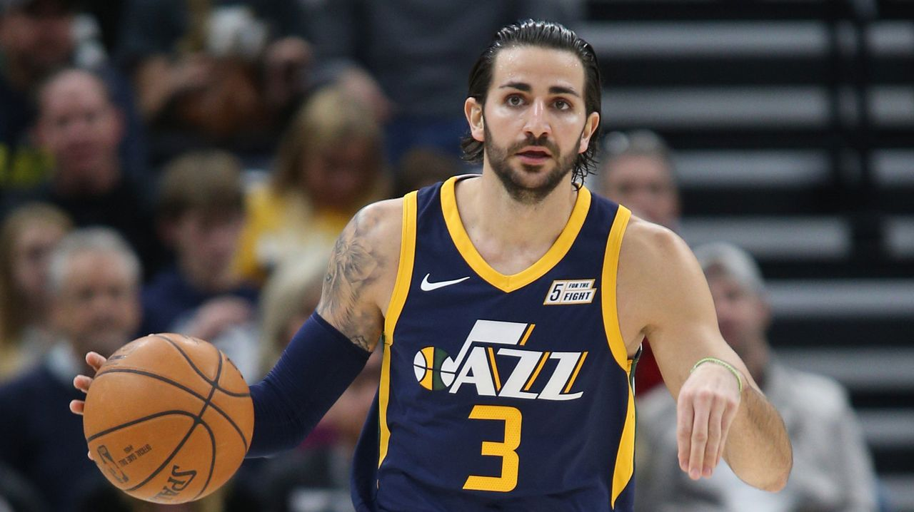 Exhibición de Ricky Rubio ante Curry