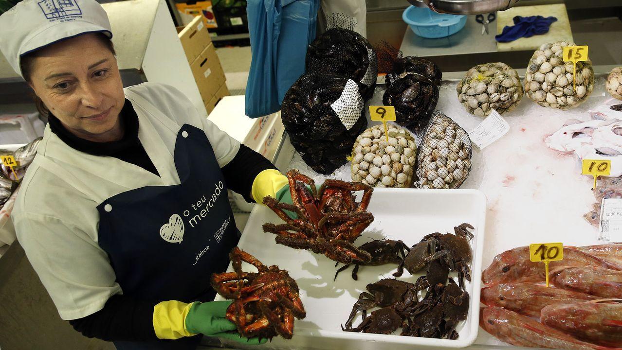 Bea Maneiro comenta que el valor de los productos del mar se ha disparado