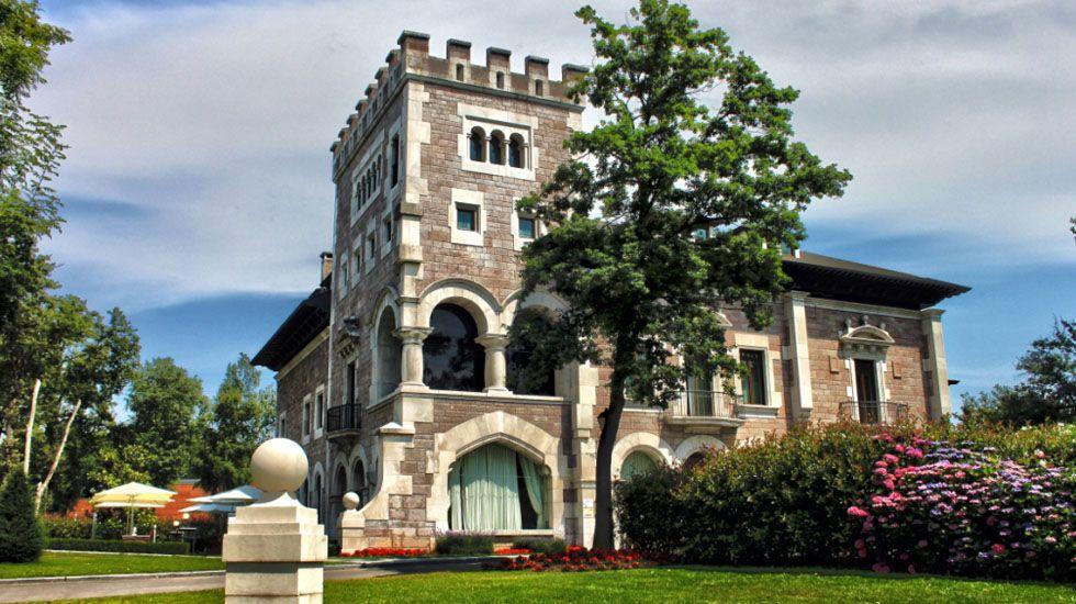 El hotel Castillo de la Zoreda