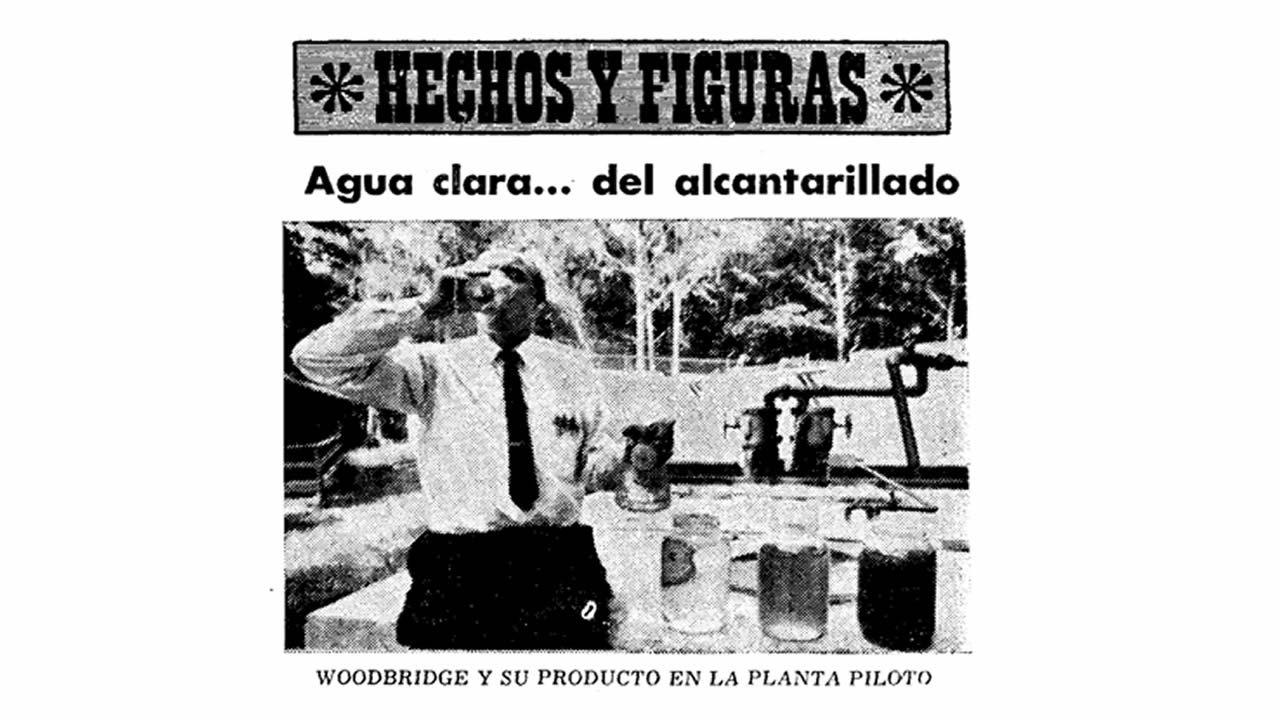 Fragmento de la página de La Voz del 16 de julio de 1970