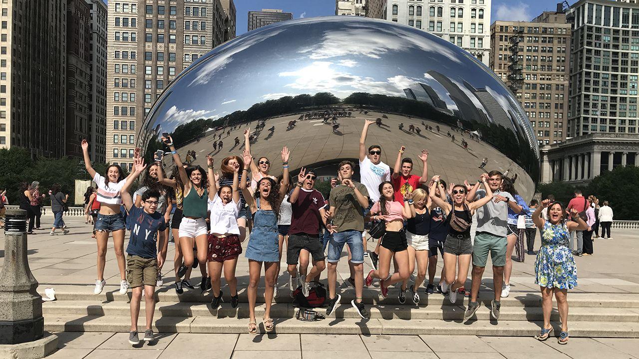 Españoles en Chicago
