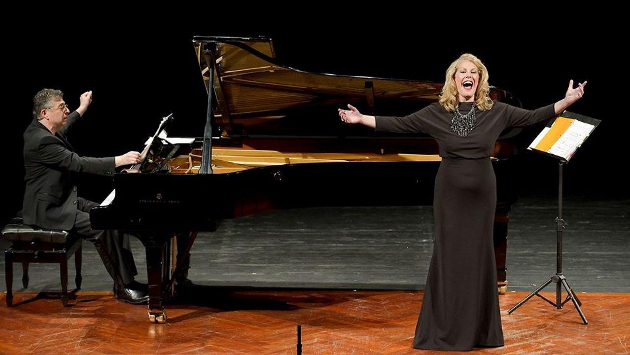 La estrella del Metropolitan de Nueva York, Sondra Radvanovsky, actuará en el Teatro Colón