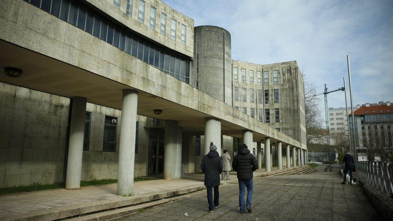 Sede del TSXG en A Coruña