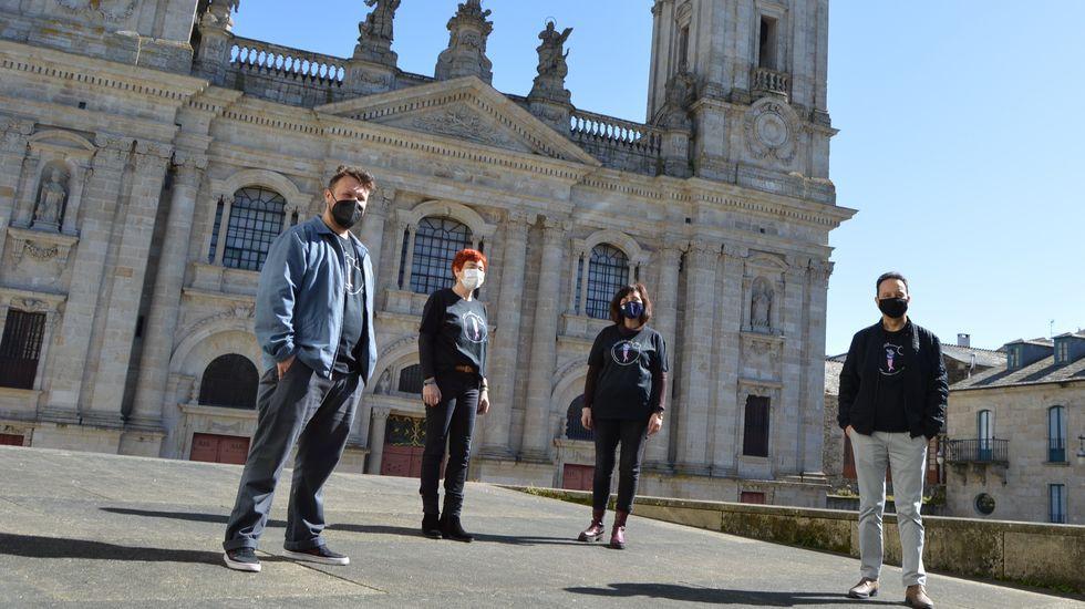 Presentación do programa de actividades do Lugo Cultural