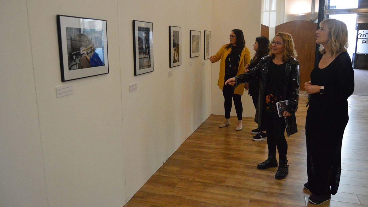 Marisa Ponga Martos inaugura la exposición «La ciudad sin barreras»