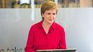 La primera ministra escocesa, Nicola Sturgeon, en una imagen de archivo