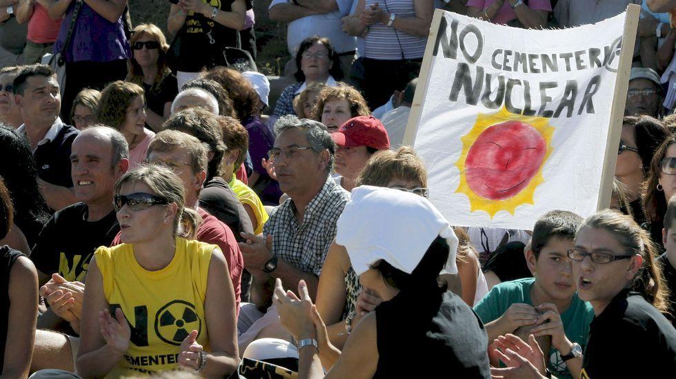 Imagen de manifestación en Valencia del 2010.