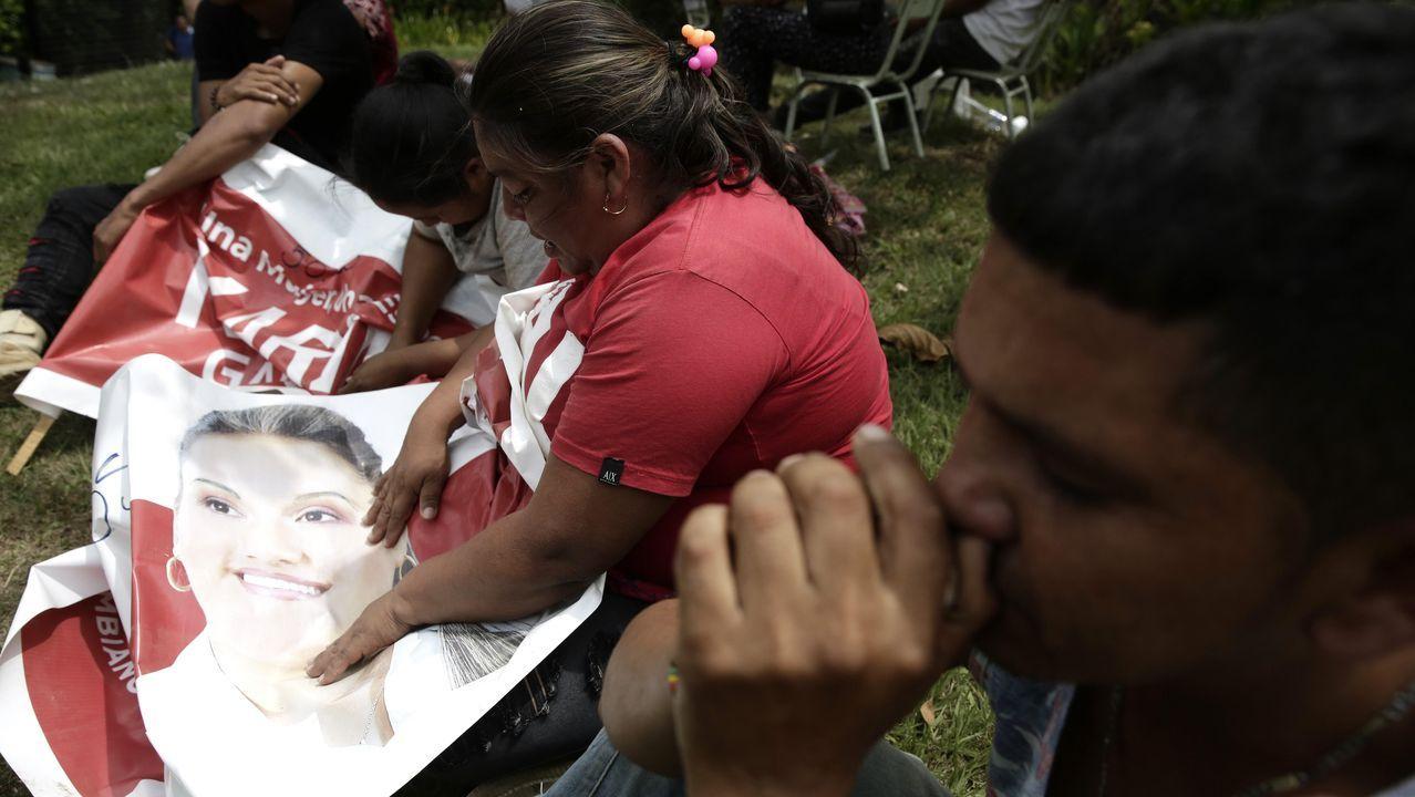 Karina García Sierra, candidata a alcaldesa, fue asesinada junto a cinco acompañantes y sus cuerpos incinerados