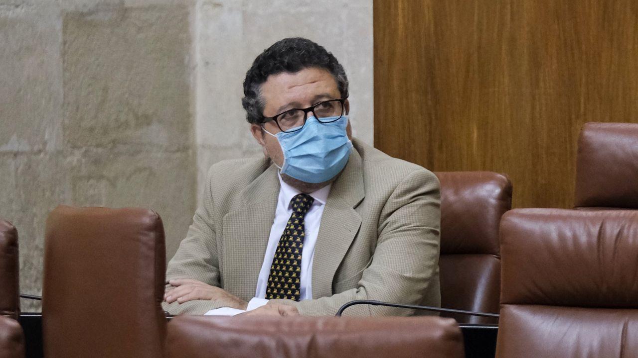 Serrano era hasta ahora diputado no adscrito tras dejar Vox