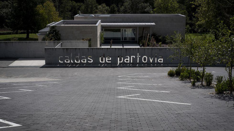 El balneario Caldas de Partovia y una parrillada están cerrados en O Carballiño debido a un brote