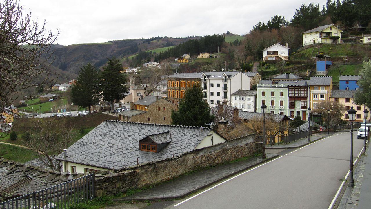 Asturias, de cascada en cascada.Proaza