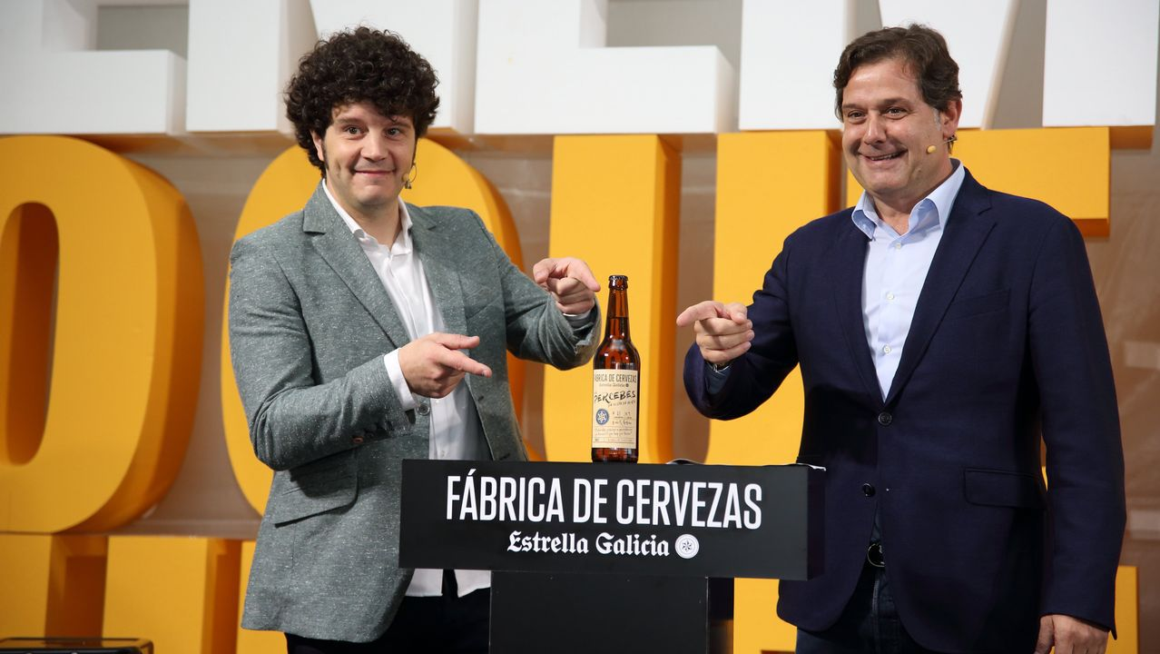 Así fue la presentación de la nueva Estrella Galicia con Percebes da Costa da Morte: ¡mira el álbum!.España