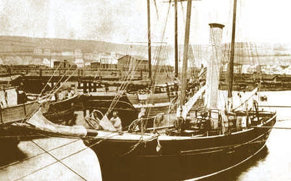 Una avería en el Saint Michel III trajo a Verne una de las veces a Vigo.