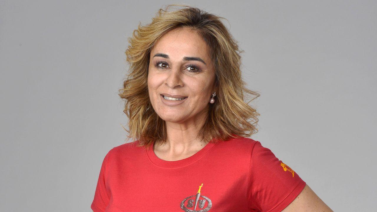 Ana María Aldón, mujer de José Ortega Cano