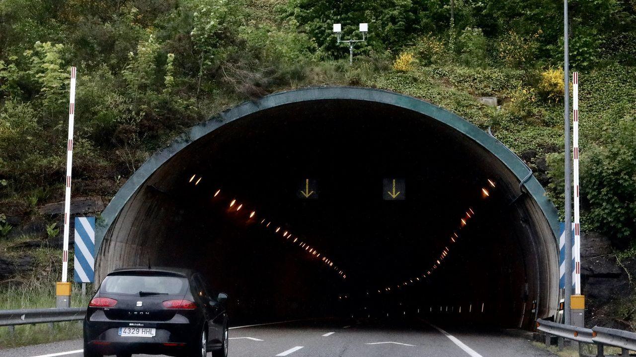 Las tecnologías de 5G que se instalaron en el túnel de Cereixal