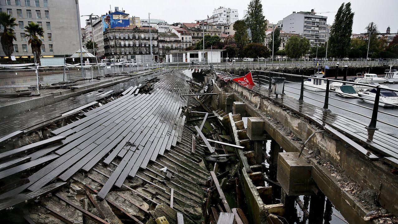 Xantar homenajeó a Pérez Canal.Sede de la Audiencia Provincial en Oviedo
