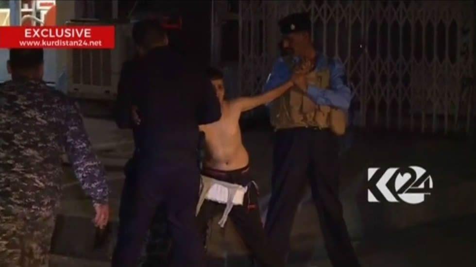 La Policía de Irak detiene a un menor de 12 años cargado de explosivos.Un encuentro del Comité de las Regiones en Bruselas