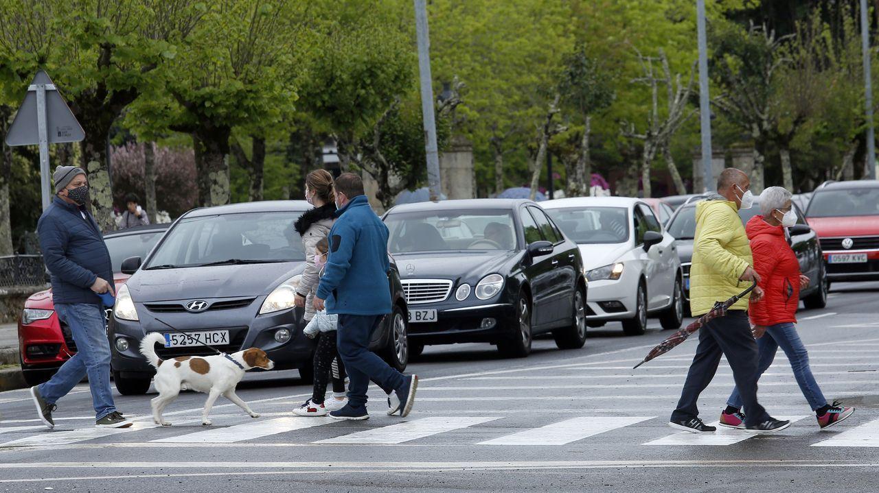 En concellos como Noia y Porto do Son se produjo un ligero incremento de casos en una semana
