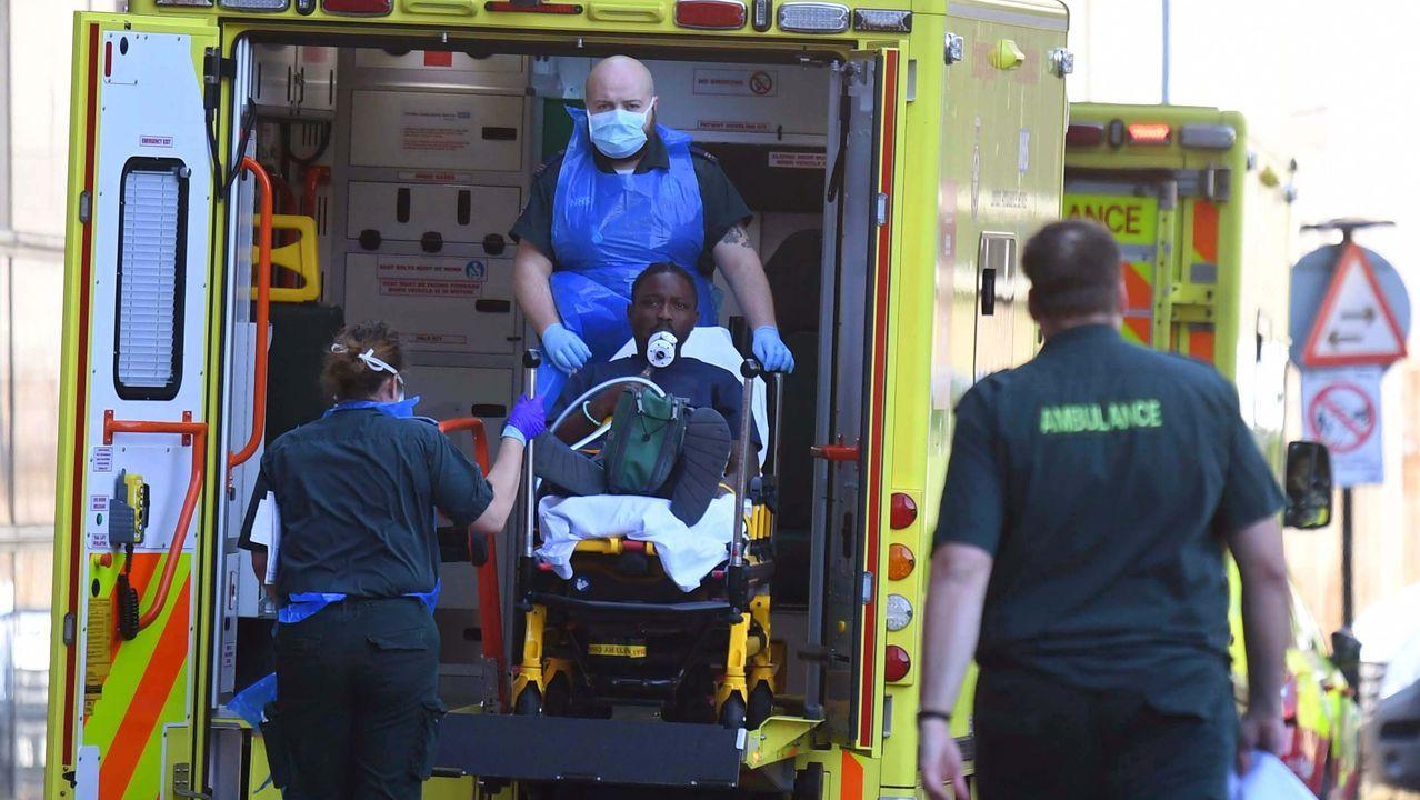 El diario británico estima que en su país han perecido unas 41.000 personas