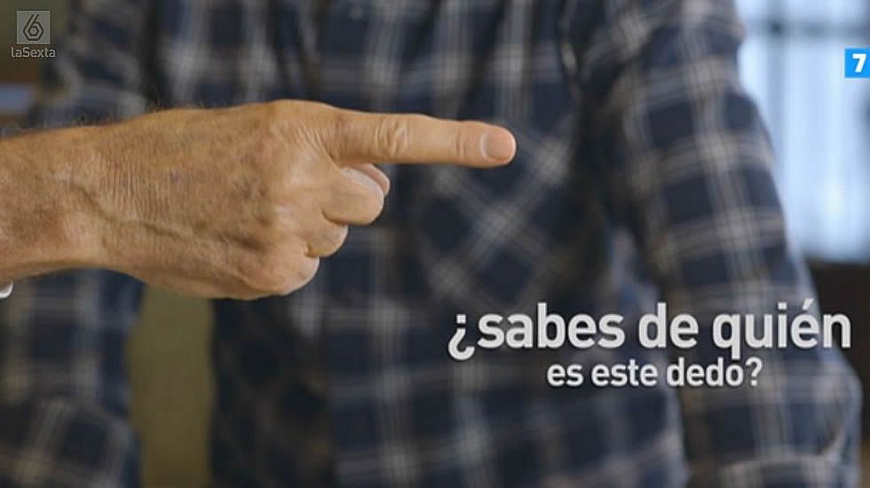 Promo de «Salvados»: Pablo Iglesias y Albert Rivera, cara a cara