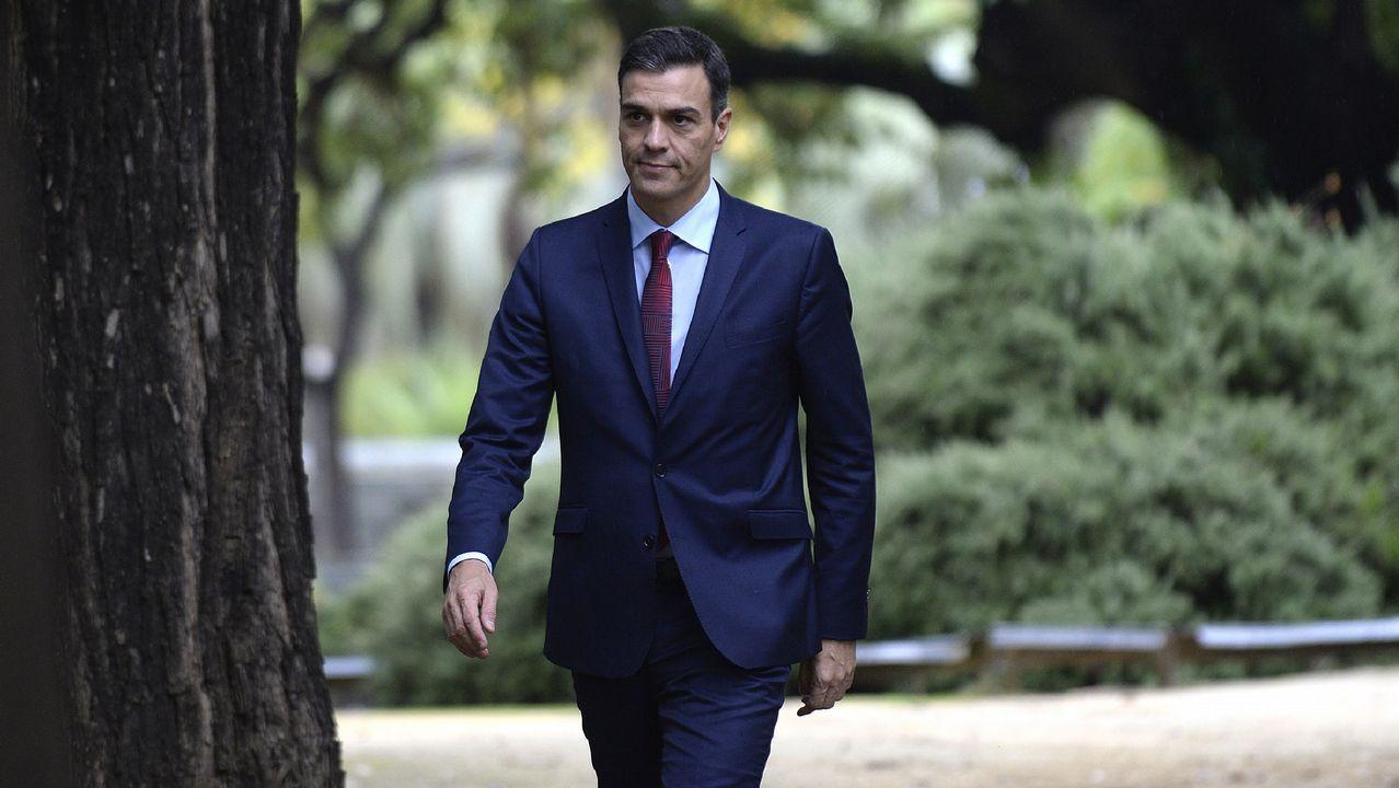 Sito Miñanco declara en la Audiencia Provincial de Pontevedra.Grupo Vips