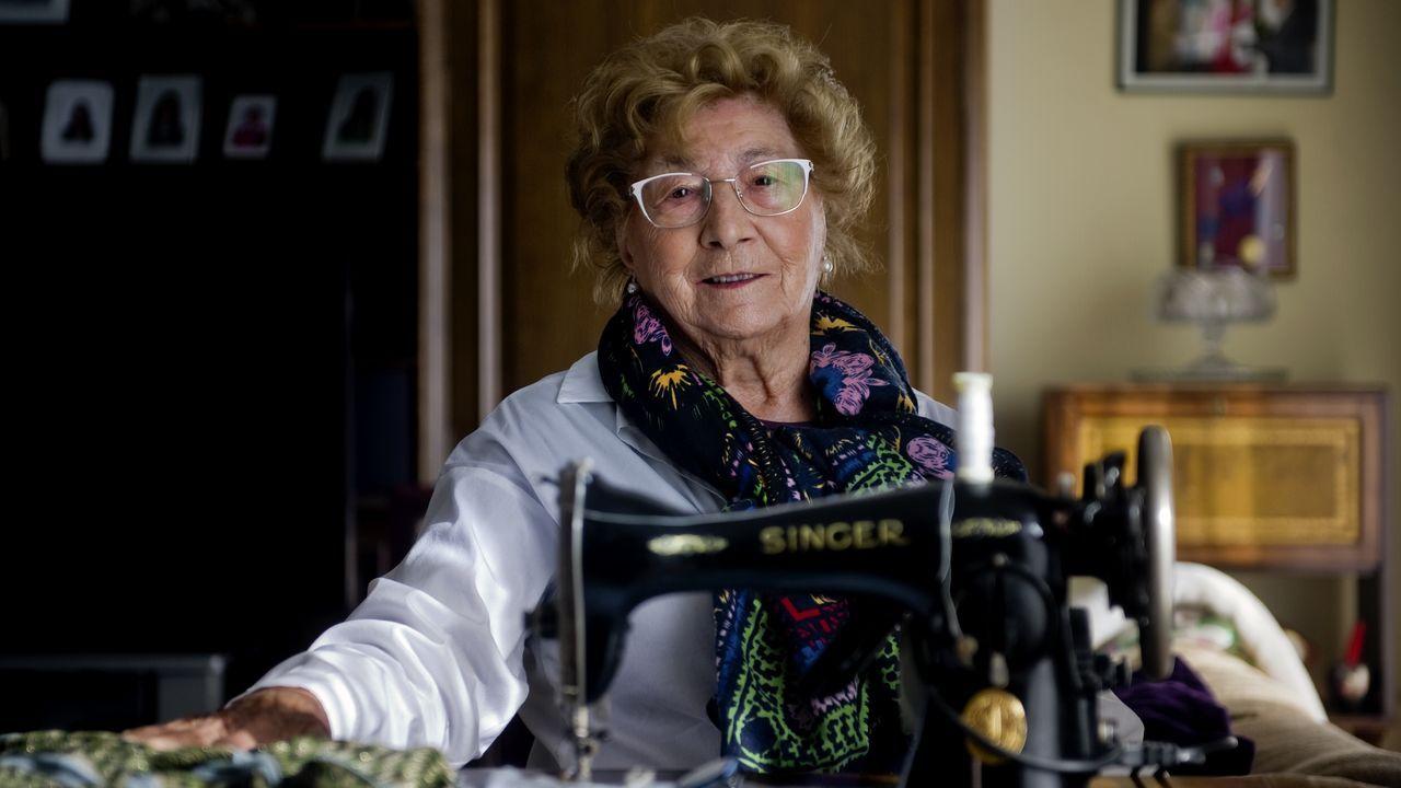 Marta Ortega luce embarazo en Casas Novas