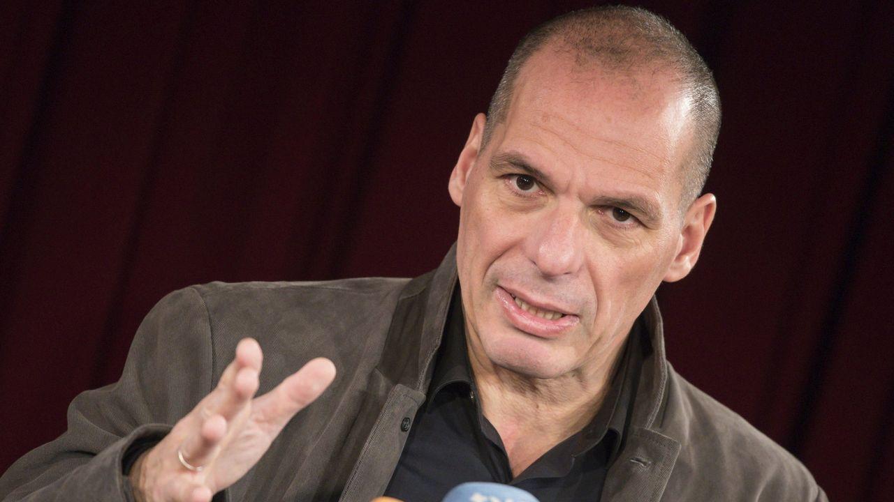 El griego Varufakis es uno de los promotores de la Internacioal Progresista