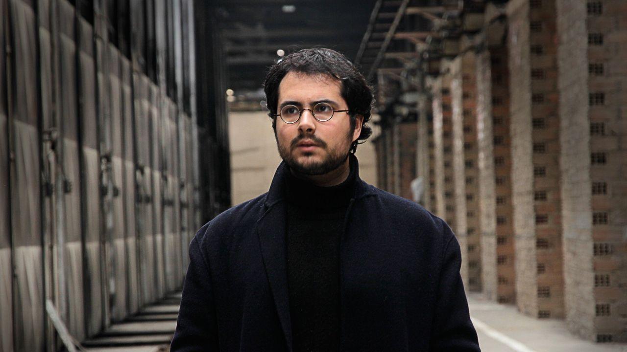 Gómez-Chao es también director artístico del Festival RESIS de Música Contemporánea de A Coruña