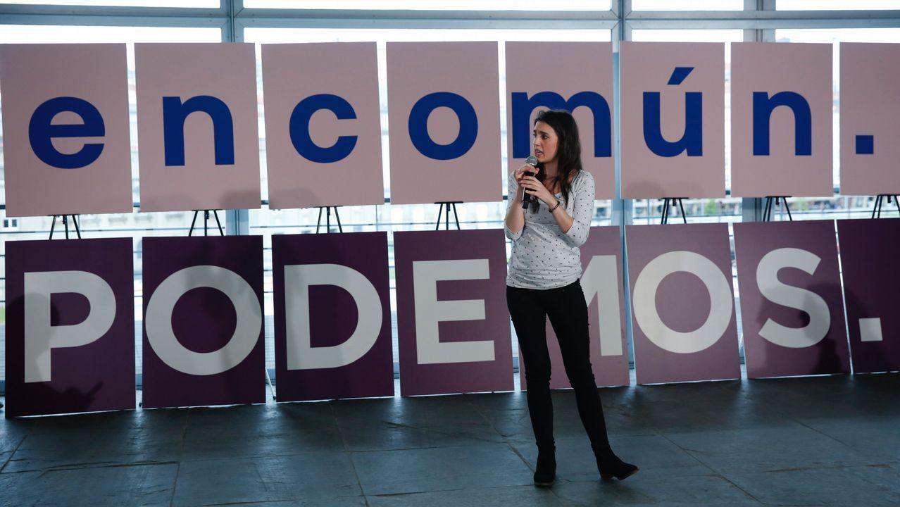 Irene Montero: «Qué son las cloacas del estado, sino un mecanismo para garantizar que votáis bien»