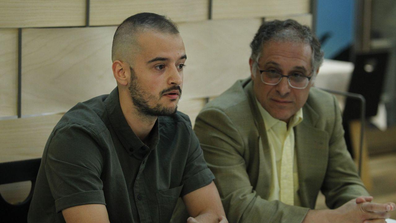 El periodista Graciano García