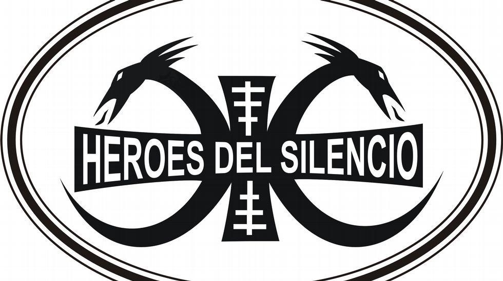 Logotipo Héroes del Silencio