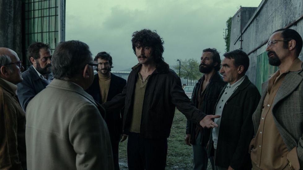 Fotograma del filme de Josie Rourke «María, reina de Escocia».Rami Malek, que interpretó a Freddie Mercury en  Bohemian Rhapsody , es uno de los favoritos en la categoría de mejor actor