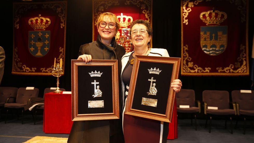 Pontevedra entrega sus premios más emotivos
