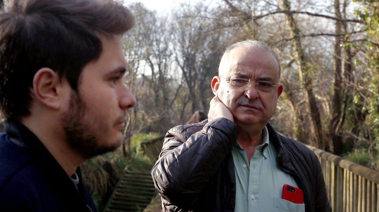 Ayuso comparece trasromper con Cs y convocar elecciones anticipadas en Madrid.Rafael Rodríguez Villarino (PSOE)
