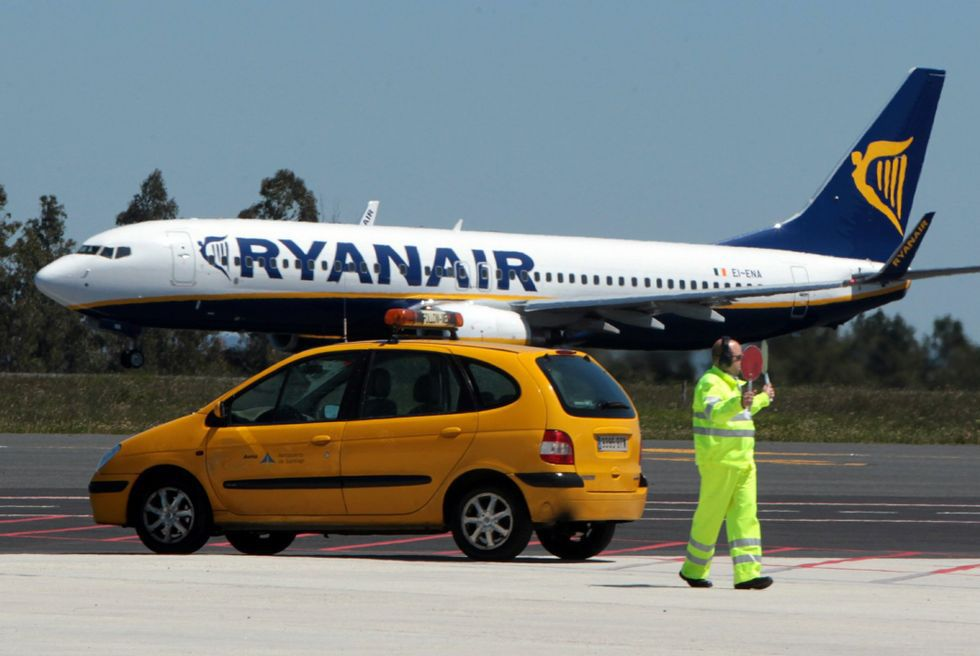 El plan de Ryanair para Lavacolla supone un incremento del 45 % de las plazas ofertadas.