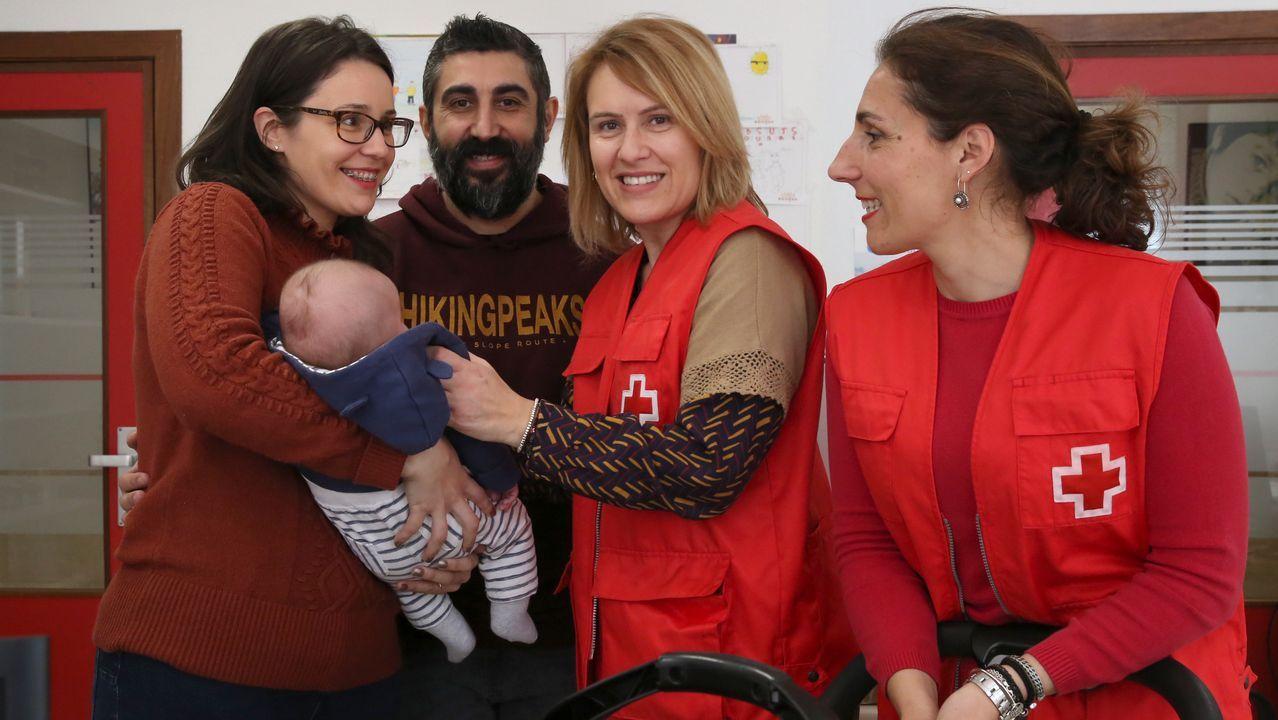 Cruz Roja necesita más familias acogedoras de menores en Ourense