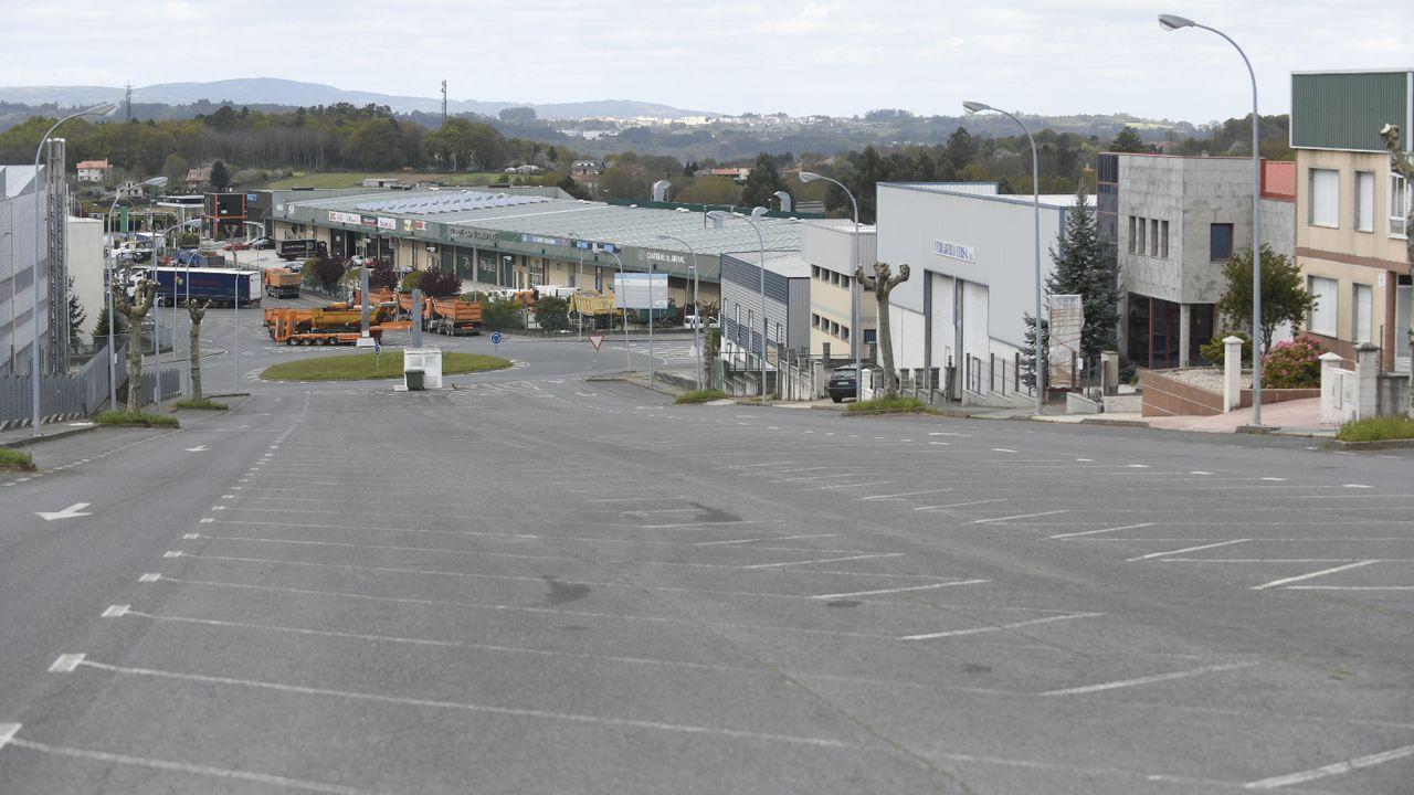 Polígono industrial (Lalín).