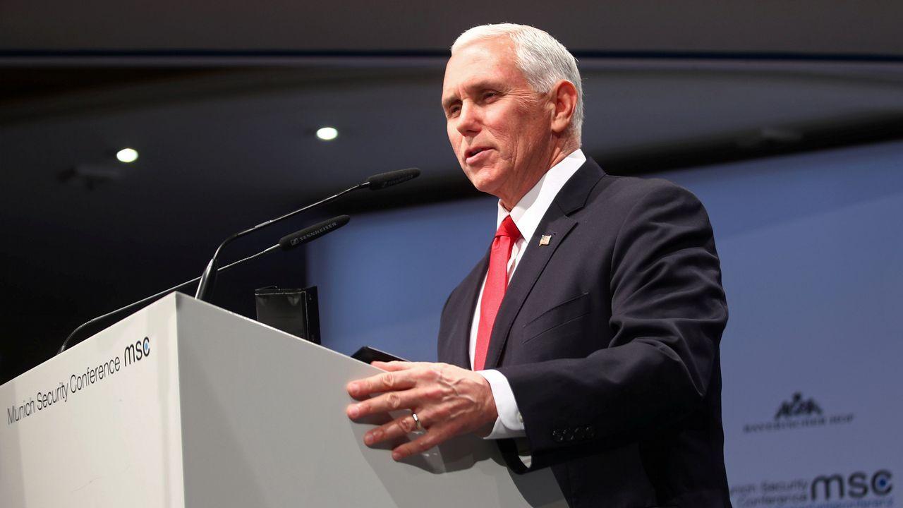 El concierto «Aid Live» reúne a miles de venezolanos en la frontera con Colombia.El vicepresidente norteamericano, Mike Pence, hoy en la Conferencia de Seguridad de Múnich (MSC)