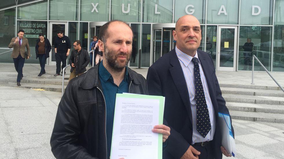 «Solo cinco constructoras se llevan el 75% de las obras».El juez decano, en la imagen, rechazó la inhibición propuesta por el titular de Instrucción 2.